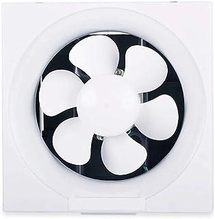 Ventilador de escape de 8 Pulgadas Baño Cocina Ventilación Ruido doméstico: 40db Tamaño del Panel: 290 mm Tamaño de Apertura: 245 * 245 mm Volumen de Aire: 12m3 / min