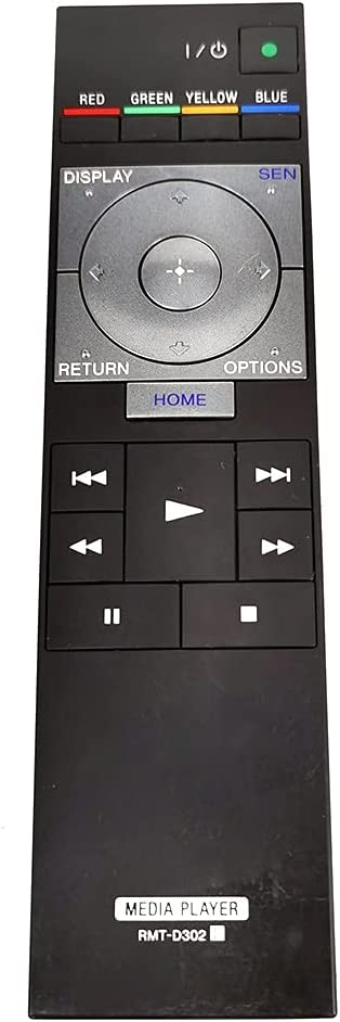 Davitu Remote ! Super beauty product restock quality top! Controls - Used Network Max 41% OFF Sony RMT-D302 For Original