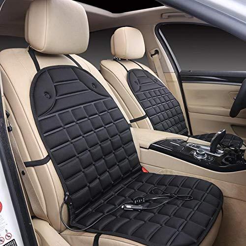 NEW 12V HEATING CUSHION SOFT COZY WARM WINTER CAR POWER SOCKET CONTROL SEAT