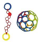 planetextra Oball Set - Flexibles und leicht greifbares Design, für Kinder jeden Alters,...