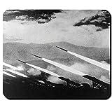 katjuscha & # x41a; & # CP-X430; & # x442; & # x44e; & # x448; & # CP-X430; de múltiples Soviética lanzacohetes lanzacohetes cohete WK 2Stalin Órgano Foto Original Foto–Ratón Mousepad Ordenador Laptop PC # 8290