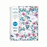 Blue Sky 2021 Weekly & Monthly Planner, Flexible Cover, Twin-Wire Binding, 8.5' x 11', Laila...