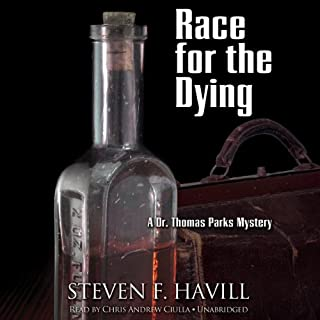 Race for the Dying audiobook cover art