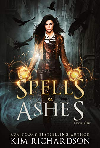 Book Cover for Spells & Ashes