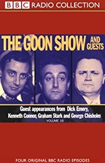 The Goon Show, Volume 16 cover art