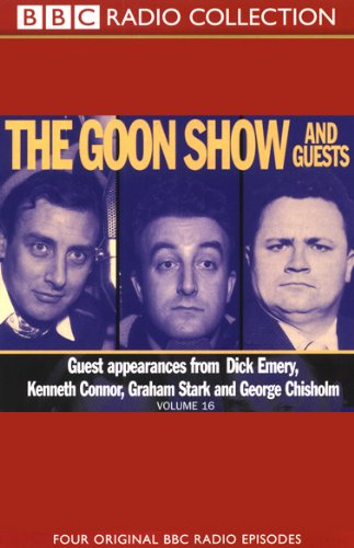 The Goon Show, Volume 16 audiobook cover art