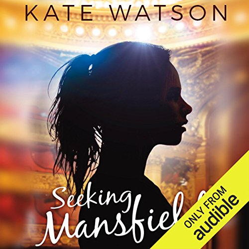 Seeking Mansfield audiobook cover art