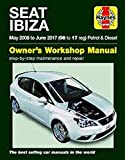 SEAT Ibiza ('08-'17): May 2008 to June 2017 (Owners' Workshop Manual)