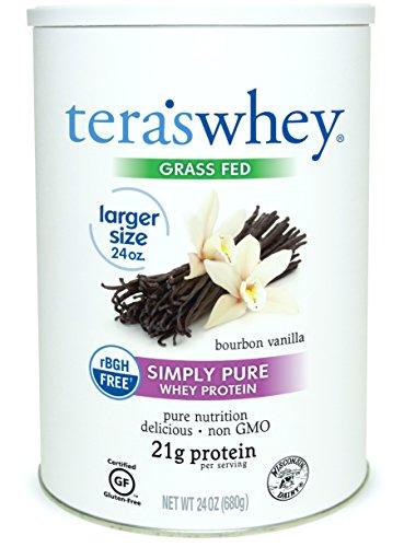 Teraswhey Simply Pure Whey Protein - Bourbon Vanilla | Amazon