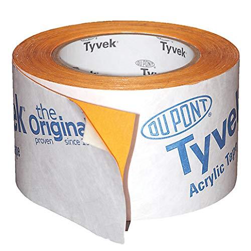 Tyvek Tape 100% Genuine DuPont Acrylic Single Sided Tape NEW by Tyvek