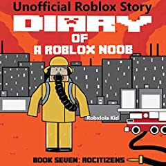Creator Of Mad City Roblox Diary Of A Roblox Noob Mad City By Robloxia Kid Audiobook Audible Com