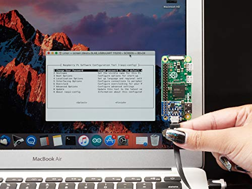 Adafruit PiUART - USB Console and Power Add-on for Raspberry, ADA-3589