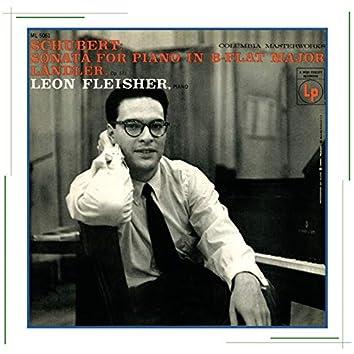Schubert: Piano Sonata No. 21 in B-Flat Major & 12 Ländler