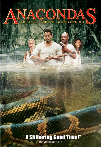 Anacondas: The Hunt For The Bloo...