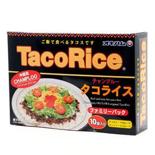 沖縄ハム(オキハム) タコライス 10食×10個