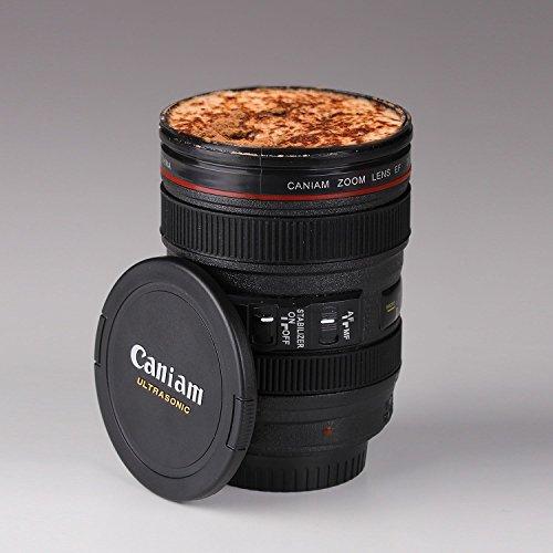 Tazza a forma di Obiettivo Fotografico Reflex