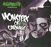 MUCUPURULENT - MONSTERS OF CARNAGE (1 CD)