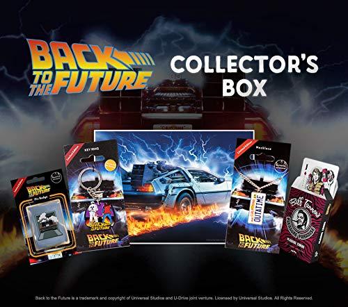 Caja coleccionista Regreso al Futuro