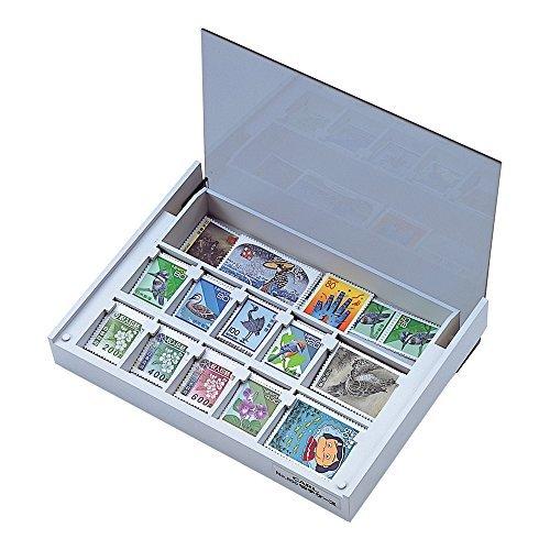 カール事務器 切手ケース NO.850E 00038436 【まとめ買い3個セット】