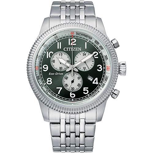 Orologio cronografo Citizen uomo Eco Drive