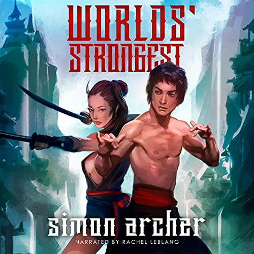 Worlds' Strongest cover art