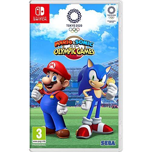 NSW Mario und Sonic bei den Olympischen Spielen: Tokyo 2020 (Asien)