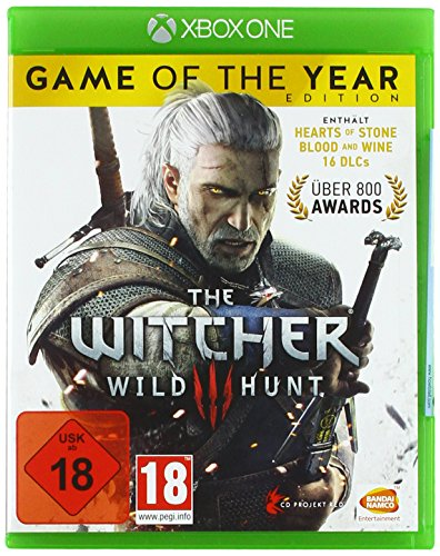 The Witcher 3: Wild Hunt Game of the Year Edition - [Xbox One]