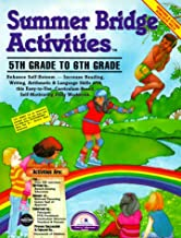 Summer Bridge Activities: 5th Grade to 6th Grade