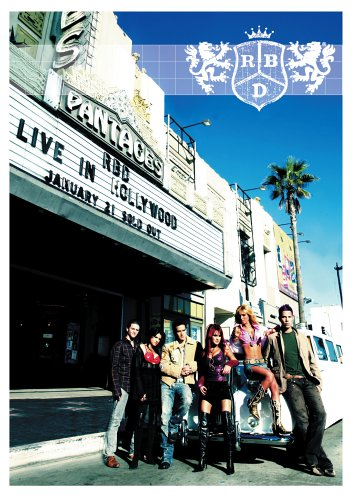 Rbd Live in Hollywood [Reino Unido] [DVD]