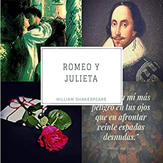 Couverture de Romeo y Julieta [Romeo and Juliet]
