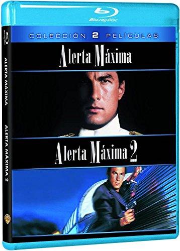 Pack Alerta Maxima 1+2 Blu-Ray [Blu-ray]...