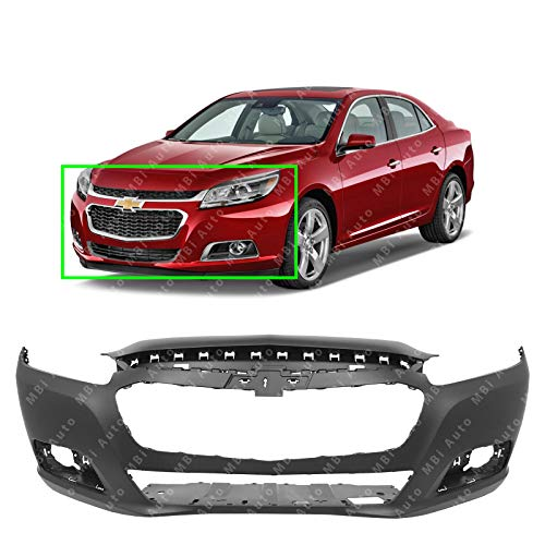 01 front bumper for volvo s 70 - 1