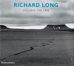 RICHARD LONG: Walking The Line (ISBN: 0500284091