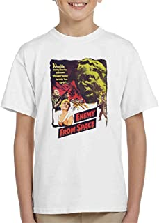 Hammer Horror Films Quatermass 2 Enemy from Space Kid's T-Shirt