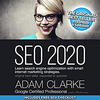 SEO 2019: Learn Search Engine Optimization with Smart Internet Marketing Strategies cover art