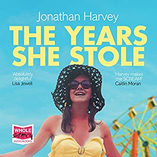 The Years She Stole                   By:                                                                                                                                 Jonathan Harvey                               Narrated by:                                                                                                                                 Emma Gregory,                                                                                        Katie Scarfe                      Length: 11 hrs and 29 mins     10 ratings     Overall 4.2