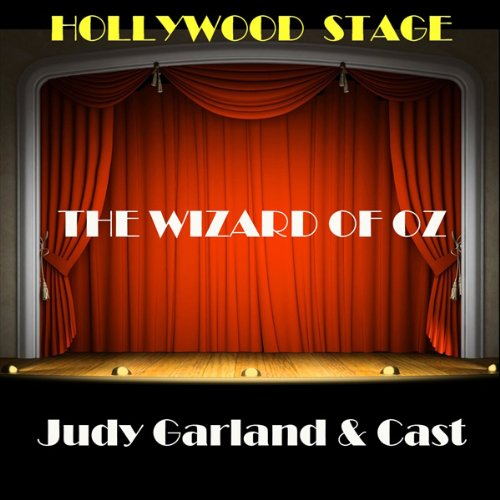 The Wizard of Oz (Dramatised) audiobook cover art