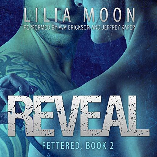 Reveal - Scorpio & Harlan audiobook cover art