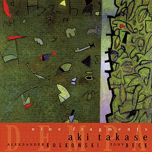 Dempa Band: Aki Takase / Aleksander Kolkowski / Tony Buck