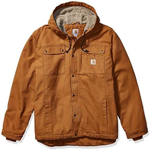 Carhartt Men s Big Bartlett Jacket Regular and Big Tall Sizes Brown X Large Tall product image