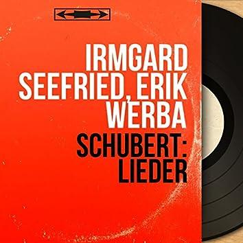 Schubert: Lieder (Stereo Version)