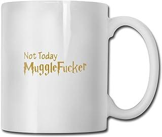 42c40b9b736 Special Coffee Mugs, Not Today Mugglefucker Funny Ceramic Coffee Mug Fanny  Unique Gift Idea -