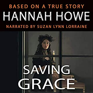 Saving Grace: A Victorian Mystery audiobook cover art