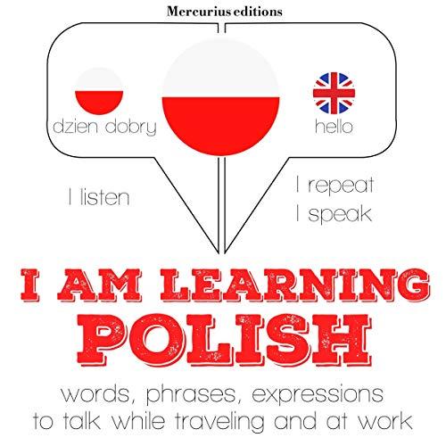 I am learning Polish audiobook cover art