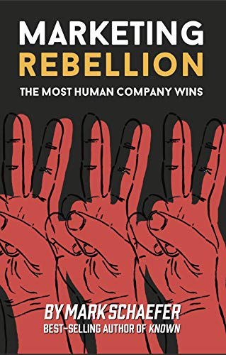 Marketing Rebellion: The Most Human Company Wins (English Edition)