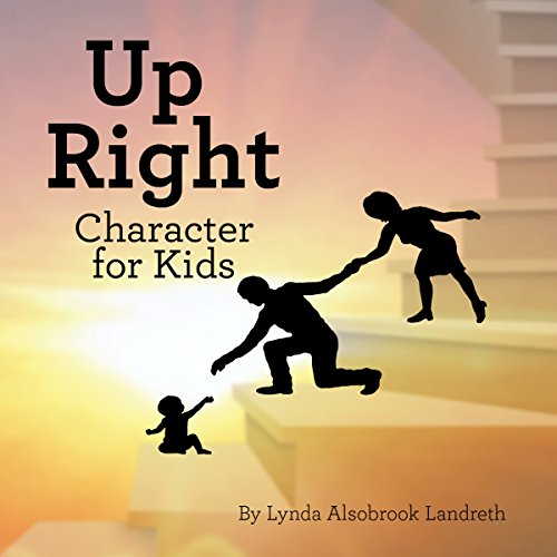 Up Right Character for Kids cover art
