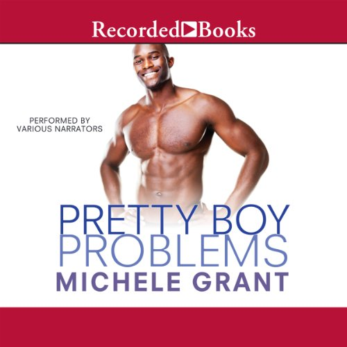 Pretty Boy Problems audiobook cover art