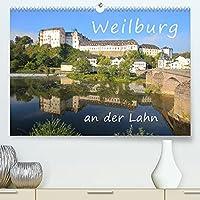 Weilburg - an der Lahn (Premium, hochwertiger DIN A2 Wandkalender 2022, Kunstdruck in Hochglanz): Das historische Weilburg mit Barockschloss und Schlossgarten liegt idylisch an der Lahn. (Monatskalender, 14 Seiten )