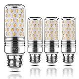 Yiizon lampadine LED di mais, candelabro a LED da 15 W, E27, 120W equivalenti a incandesce...