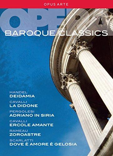 Baroque Opera Classics [8 DVDs]